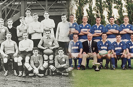 History of St Mary's College RFC